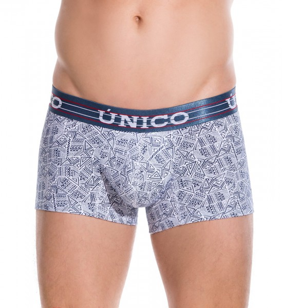 UNICO BOXER SHORT GEOMETRIC-20020100135-f1